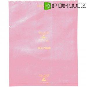 Antistatický sáček (ESD), 100 x 150 mm, C-BP-0406