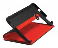 HTC HC V841 originální pevný obal se stojánkem pro HTC One (M7)
