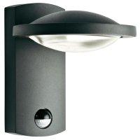 Venkovní nástěnné LED svítidlo Philips 17239/93/16, 7,5 W, antracit