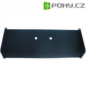 Zadní spoiler RC modelu Absima, 154 x 60 mm, 1:10, černá