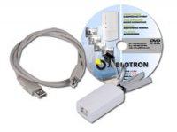 Propojovací kabel a software pro GSM komunikátor David