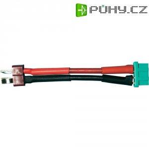 Redukce Modelcraft T zástrčka/ zásuvka pro vysoký odběr, 100 mm, 2,5 mm²