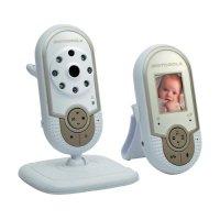 Dětská chůvička s kamerou Motorola MBP 28, 188607, 200 m, 2,4 GHz