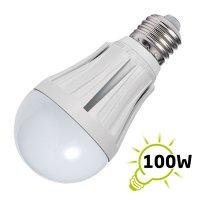 Žárovka LED A60 E27/230V 12W bílá teplá