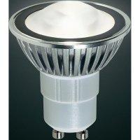 LED žárovka Renkforce MR16, GU10, 4.5 W = 35 W, teplá bílá