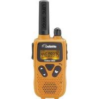 PMR radiostanice DeTeWe 208050, sada 2 ks
