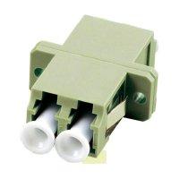 Propojka EFB Elektronik LC/LC-Duplex Multimode, kovové pouzdro