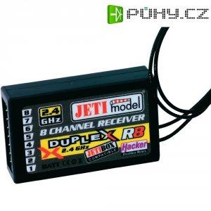 Přijímač Jeti R8 Duplex, 2,4 GHz, 8 kanálů, JR