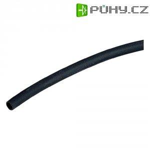 Smršťovací bužírka vodotěs. s tavným lepidlem 6/2 mm, černá