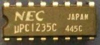 uPC1235 - NEC, DIL16