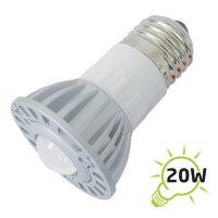 Žárovka LED E27/230V (1x) - 3W(B) bílá