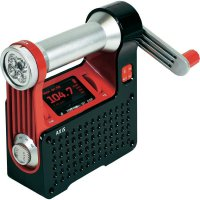 Outdoor rádio se svítilnou Soulra TurboDyne Axis