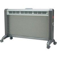 Přenosné topení, 900/1500 W, IP24, šedá