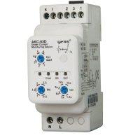 Relé pro monitoring proudu ENTES, AKC-03D