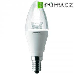 LED žárovka Toshiba Retrofit E svíčka 6 W teplá bílá čirá 20