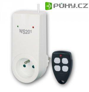 WS313 Dálkově ovládaná zásuvka s dosahem až 150m