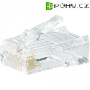 Konektor do DPS BKL Electronic 143040, zástrčka rovná, AWG 30