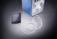 Připojovací kabel Oehlbach, jack zástr. 3.5 mm/jack zástr. 3.5 mm, černý, 0,5 m