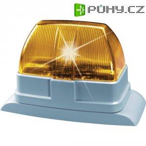 Venkovní stroboskop Abus Xenon SG1675, 70 bliknutí/min, žlutá