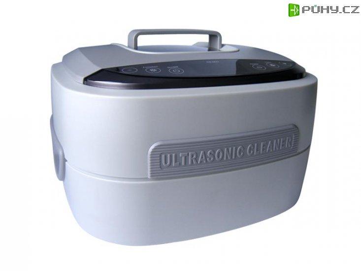 Ultrazvuková čistička ULTRASONIC 2500ml, CD-4821 - Kliknutím na obrázek zavřete