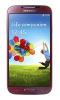 Samsung Galaxy S4 (i9505) Red - CZ distribuce