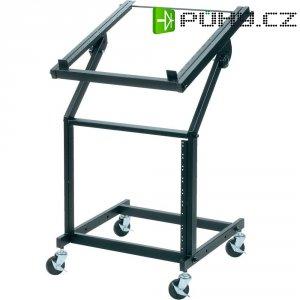 "Pojízdný vozík racku 48,3 cm (19\""), 21 HE"
