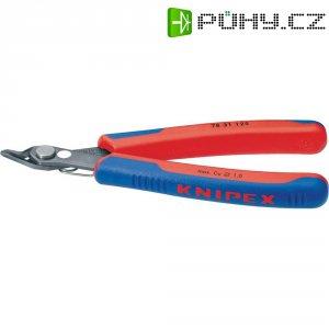 Štípací kleště ohnuté Knipex Electronic Super-Knips® 78 31 125