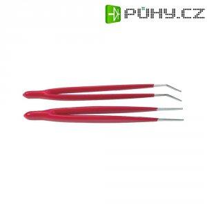 Pinzeta Toolcraft 821025, 2 ks