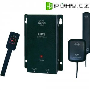 Euro GPS tracker do auta