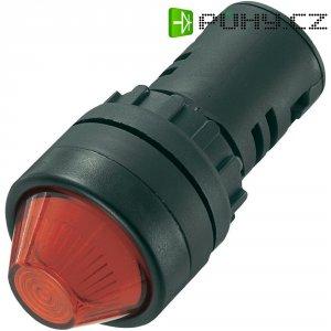 LED signálka AD16-22HS/12V/B, LED signálka, 12 V/DC / 12 V/AC, modrá
