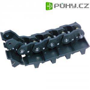 Pásový řetěz plastový Modelcraft, vyztužený, 100 x 57 mm