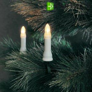 Vánoční řetěz Konstsmide 16 LED, teplá bílá