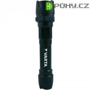 Kapesní LED svítilna Varta Indestructible, 1 W, černá