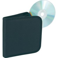 Brašna na 12 CD/DVD černá 12 CD/DVD (d x š x v) 160 x 28 x 158 mm