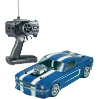 RC model EP Reely Mustang Hot Rod, EB-250ZR, 1:10, 4WD, RtR 40 MHz AM