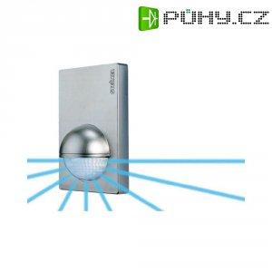 Venkovní detektor pohybu 180° Steinel, 603618, IP54, stříbrná
