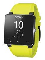 SE20 Sony SmartWatch Wrist Strap pro SW2 Yellow
