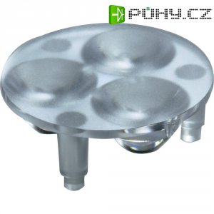 Optika pro Luxeon ® Rebel nebo Seoul Semiconductor ® Z5 Carclo 10508, 25.2°