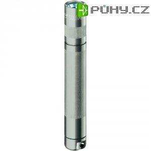 LED svítilna na klíčenku Mag-Lite Solitaire, SJ3A096, šedá/titan
