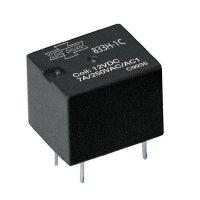 Miniaturní výkonové relé 833H 7 A, 1pinový přepínač, odolné vůči vodě Song Chuan 833H-1C-C 4, 7 A