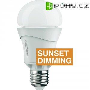 LED žárovka Ledon A65 Sunset, 28000012, E27, 10 W, 230 V, stmívatelná, teplá bílá