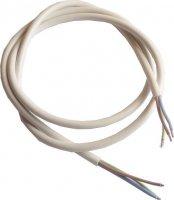 Kabel 3x0,75mm2 silikonový, 1,25m