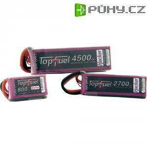 Akupack Li-Pol (modelářství) 14.8 V 4500 mAh 30 C Hacker otevřené kabelové koncovky