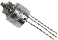 33k/N TP052C 10E, potenciometr otočný cermetový