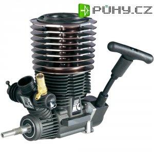Spalovací motor Force Engine 36 CNC, 5,89 cm3, 2,77 kW, zadní výfuk