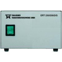 Lékařský oddělovací transformátor Thalheimer ERT 230/230/2G, 460 VA, 230 V/AC
