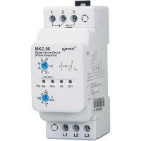 Relé fázového selhání ENTES, MKC-06