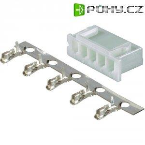 Konektor Li-Pol Modelcraft, zásuvka XH, 3 články