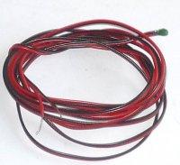 Termistor NTC NR331 1k5 s káblíkem 2m