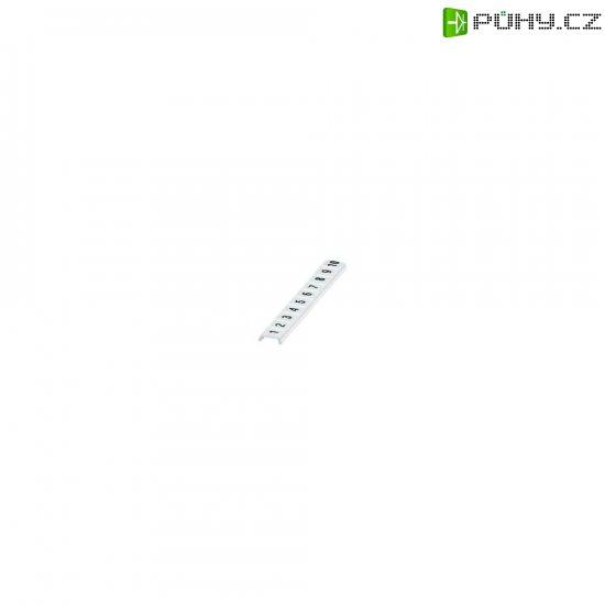 Značkovače pro svorky ZBF 8 Phoenix Contact, 0808804:0001, 8,2 mm - Kliknutím na obrázek zavřete